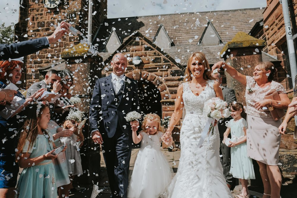 Hayley and Adam - St Luke's & Hillcrest - Widnes | Wedding