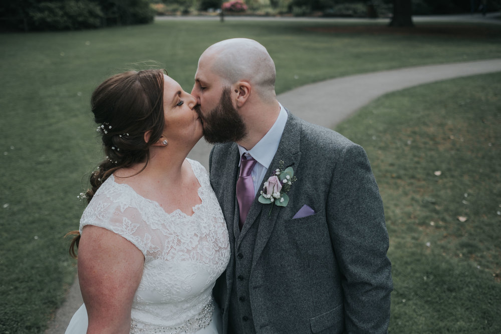 Rachael and Michael - Oakfield House - Chester Zoo, Chester | Wedding