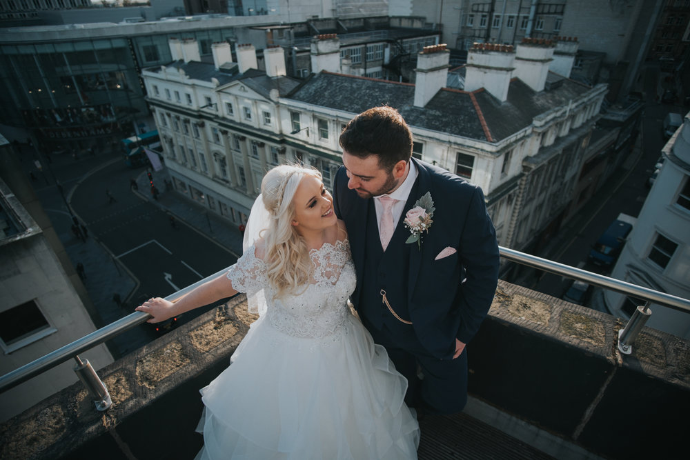 Belinda and Sean - Hard Days Night Hotel, Liverpool | Wedding