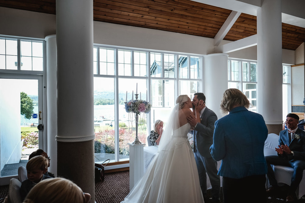 Low wood bay wedding photographer in widermere documentry wedding photography north west cumbria (45 of 131).jpg