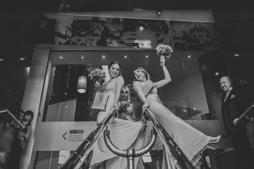 Modern and fashonable city centre wedding at the hard days night hotel in liverpool north west engand (30 of 54).jpg