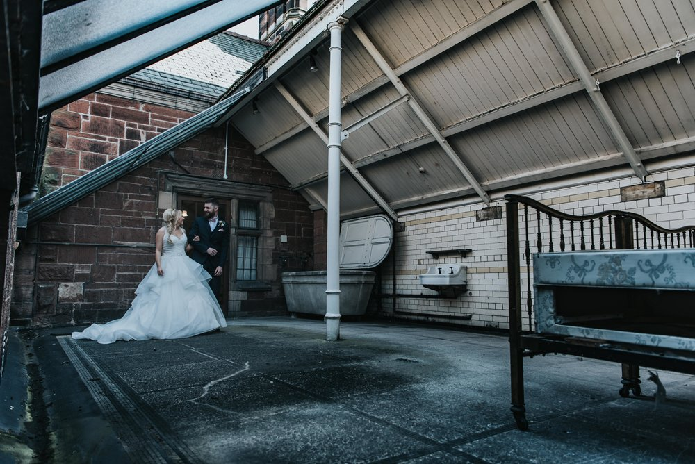 Thornton Manor Merseyside wedding photographer