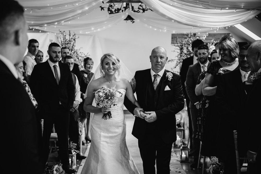 Perfect Lancashire Wedding at Beeston Manor