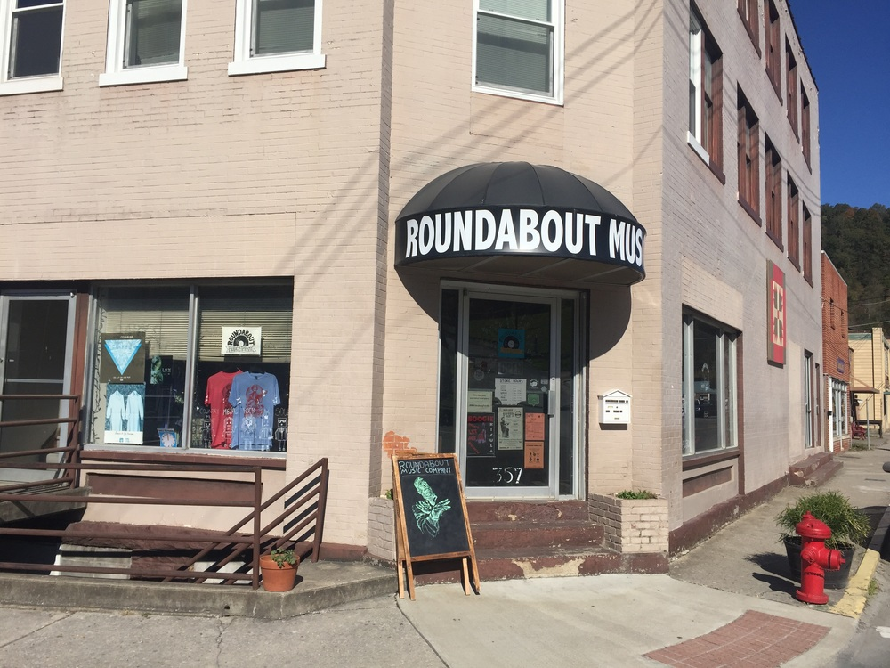Round About Record shop
