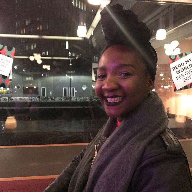 """Having the space to be able to wear my soul on the outside."" -Helene • •  #theblackjoyproject #blackjoy #amsterdam #netherlands #diaspora #dutch #blackdutch #zwarte #readmyworld #africandiaspora"