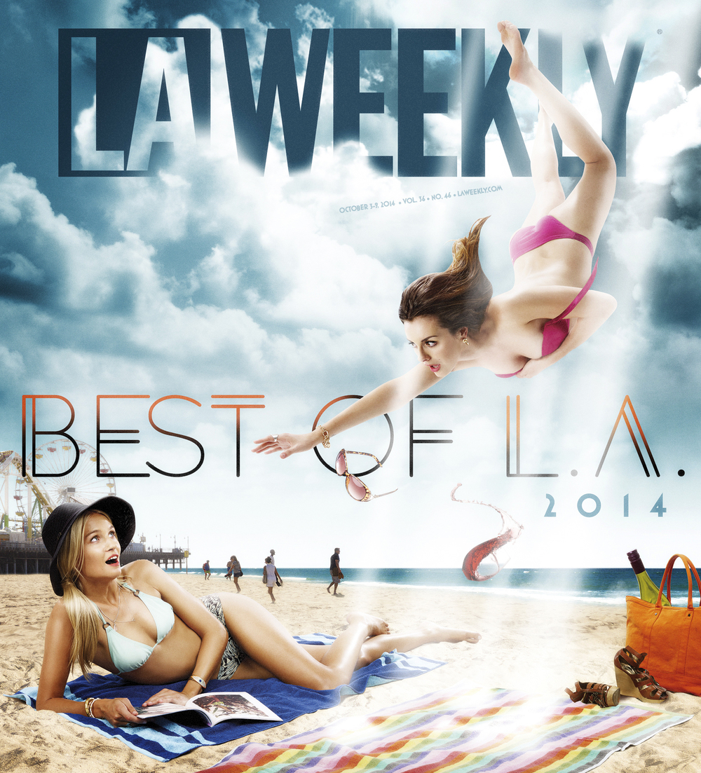 LA Weekly Best of LA 2014