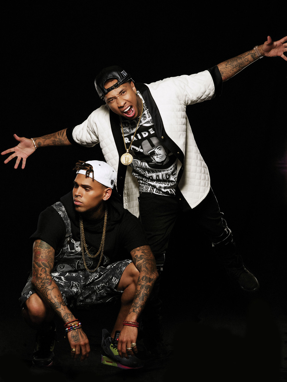 Chris Brown & Tyga