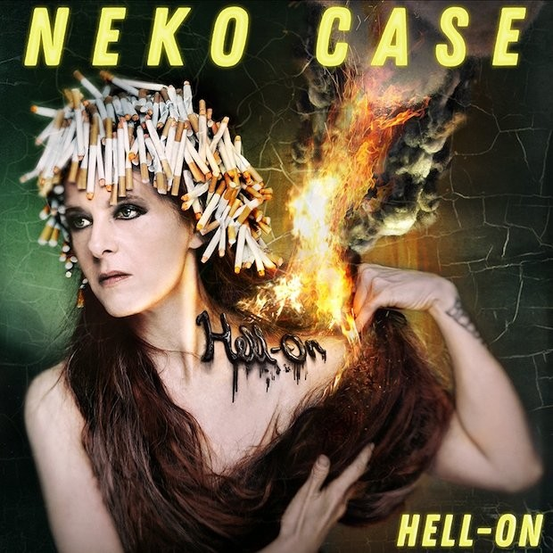 "Neko Case ""Hell On"" 2018"