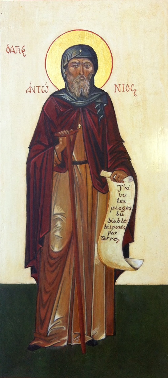 Saint Antoine D'Egypte