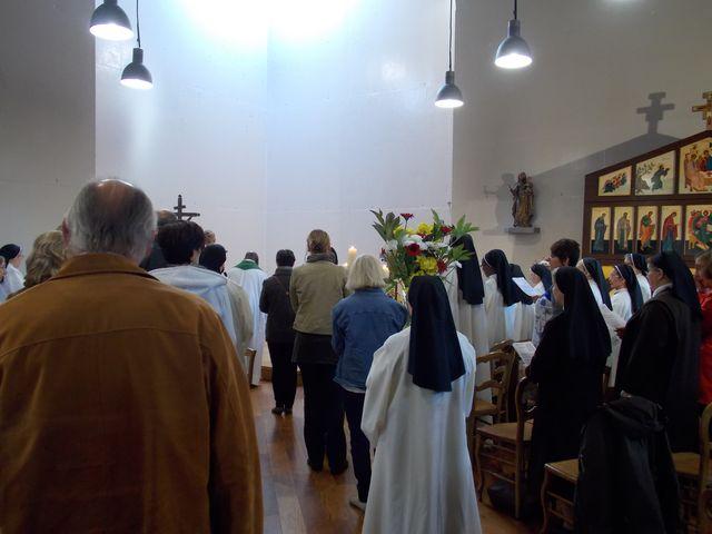 Procession d'entrée - 'JUBILEZ, CRIEZ DE JOIE...'