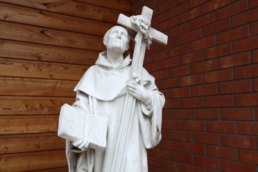 Ce  dimanche 20 Août  2017,à la messe de  9h30 , la communauté fête Saint Bernard,  les lectures seront celles de la fête.  Après l'eucharistie, nous vous invitons à partager un petit verre de l'amitié