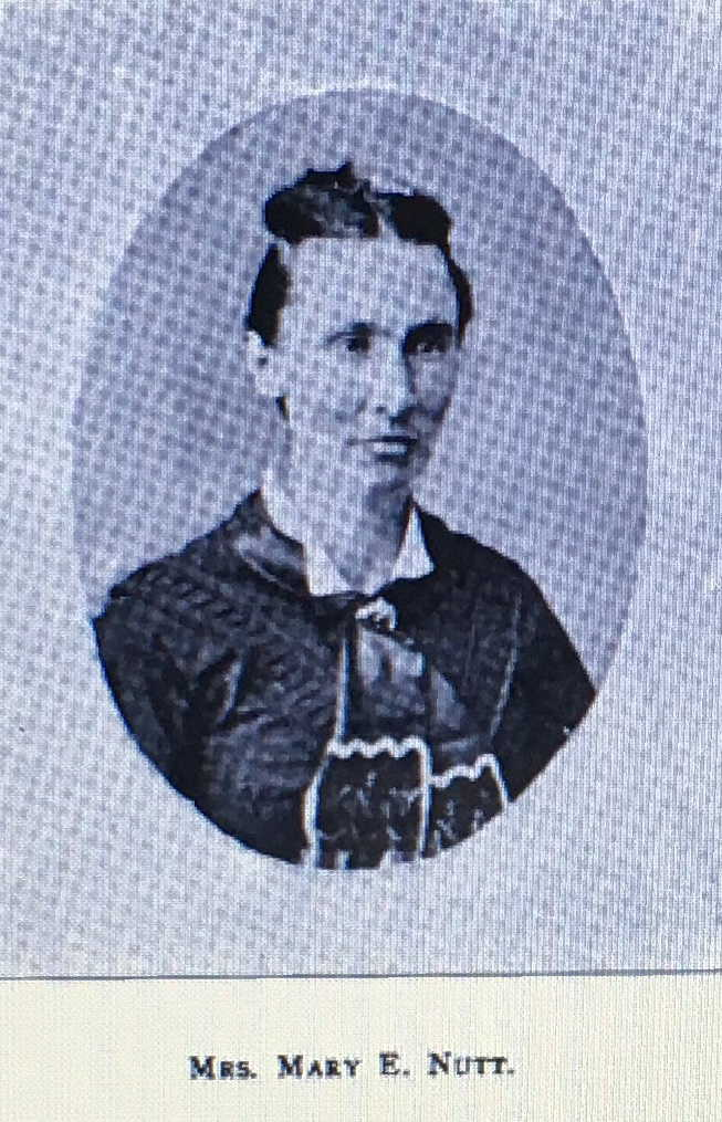 Photo of Mary Ellen (1843-1926), courtesy ancestry.com, uploaded to the internet from an old book about Texas history that was published c. 1900. She was the second wife of my Great-Great Uncle Robert (1829-1912) of Beeville, TX. It's all so fascinating! Many of these people simply did not want to be identified as Cherokee, and evidently did their very best to cover up their Native American roots in order to avoid problems with the government and their neighbors.  I imagine what they really wanted was the same thing we all want: the ability to lead a peaceful, happy life in the way they felt was best.   S.E.