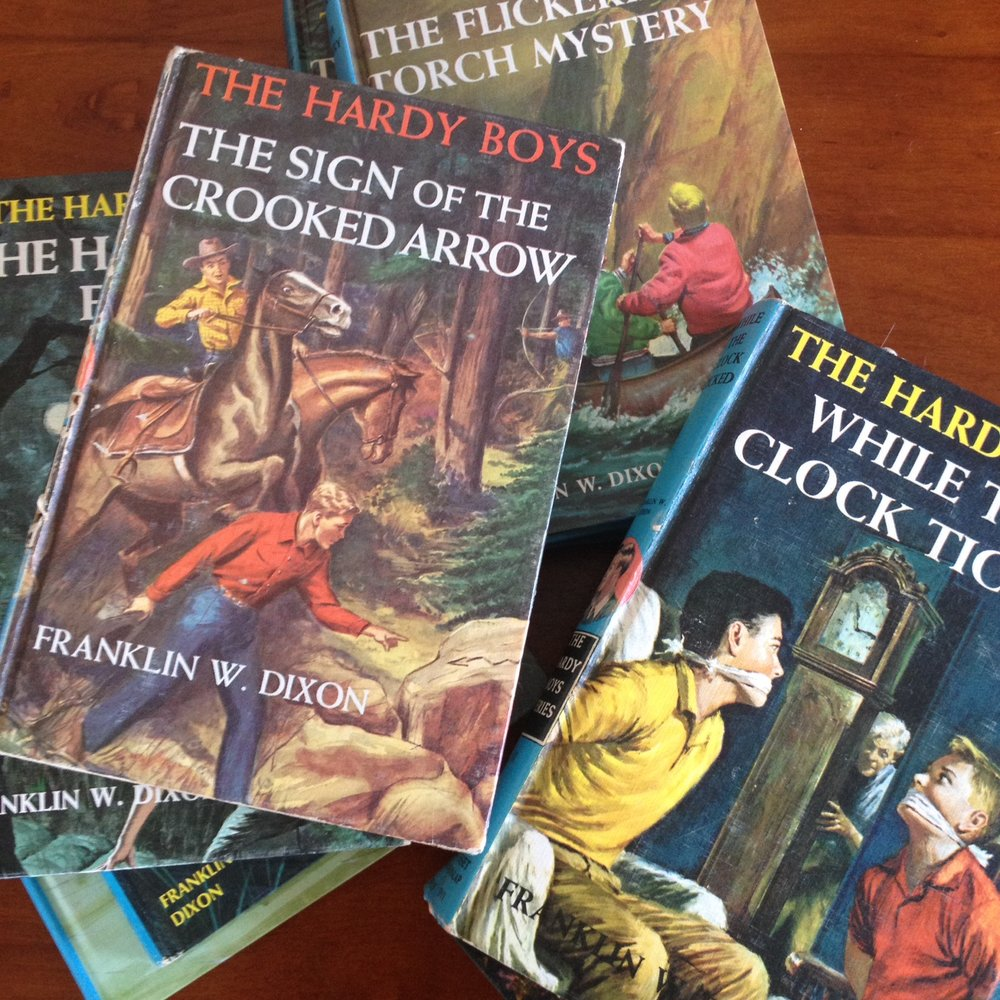 The classic series was first published in 1927
