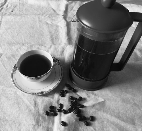 Elegant, delicious French Press Coffee