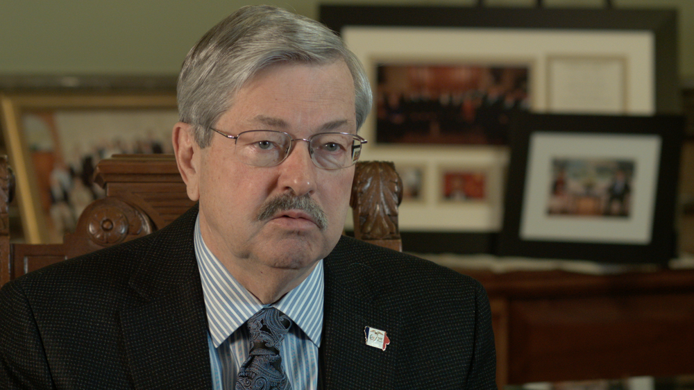 Governor of Iowa, Terry Branstad