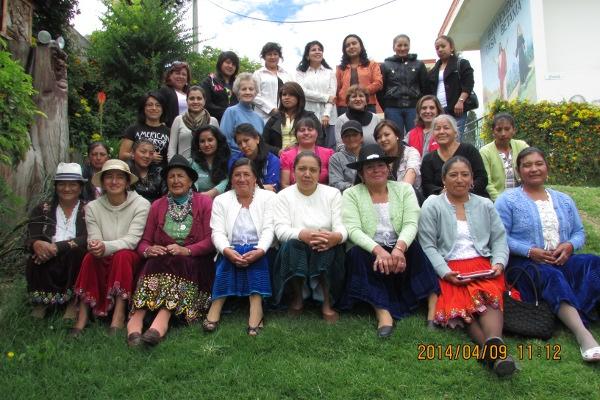 Talle de lideresas en Cuenca