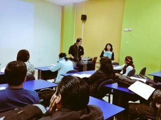Mesa de compartir saberes Tema: Comunicación en situaciones de conflicto
