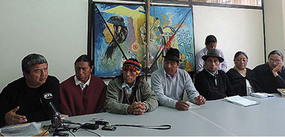 Invitación pública a autoridades del Estado a Misión de Verificación a Tundayme.