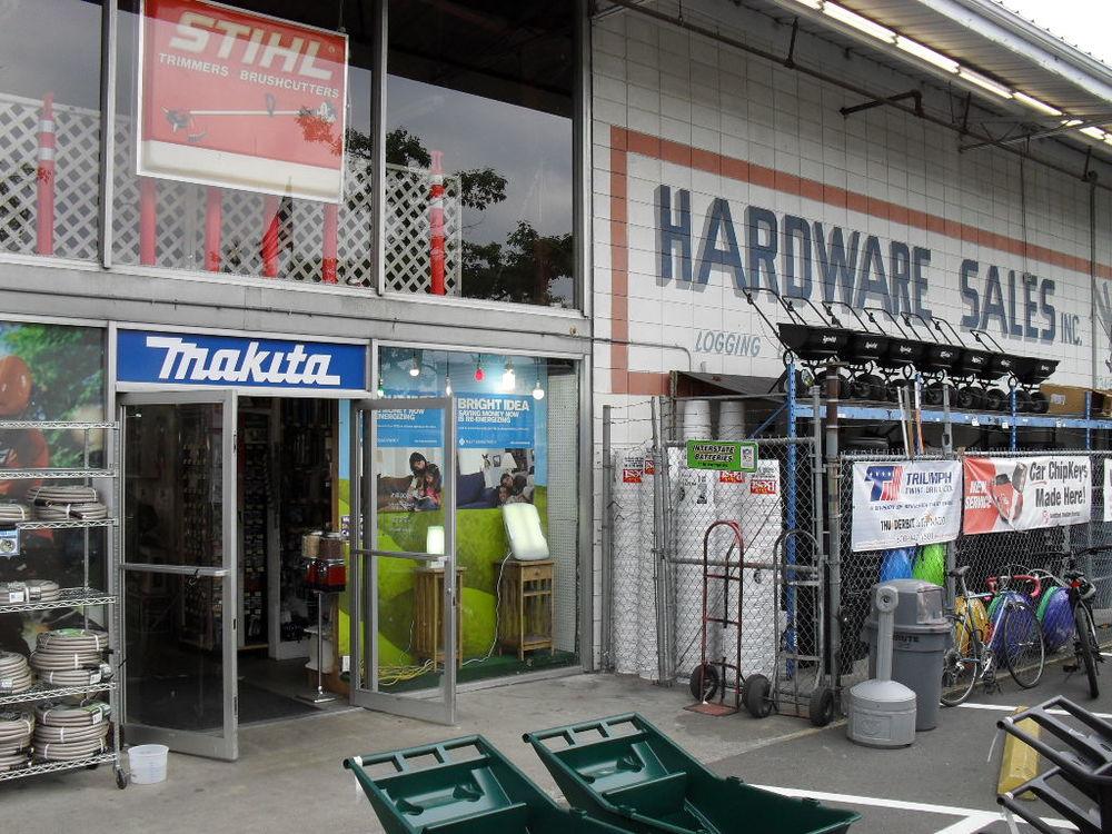 Hardware Sales Incorporated - Bellingham