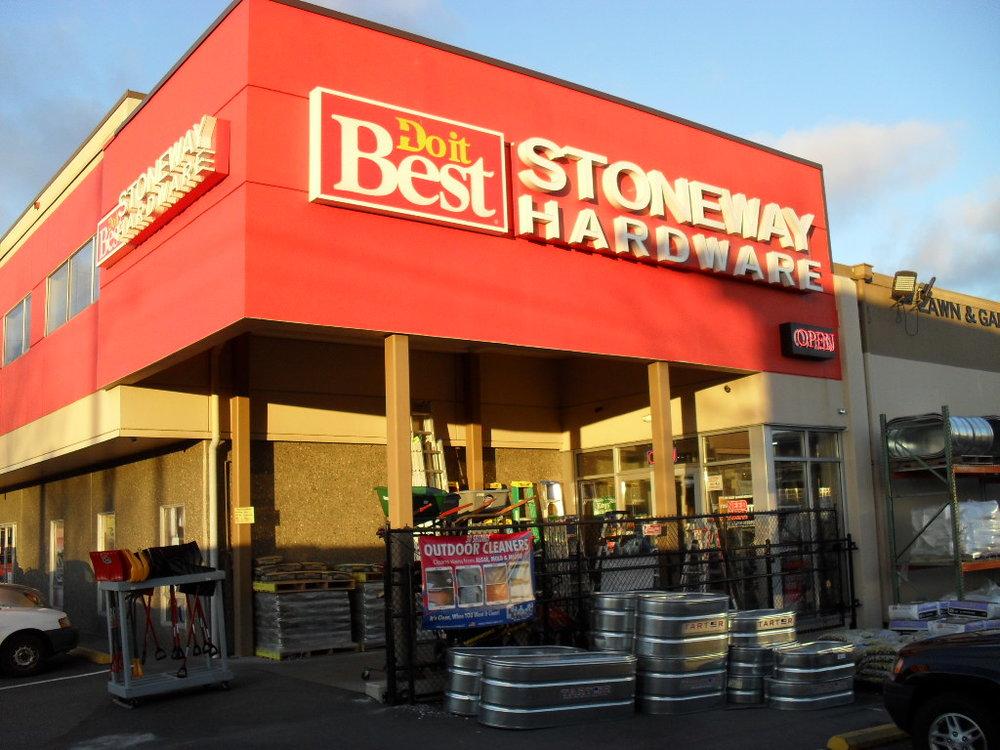 Stoneway Hardware Ballard