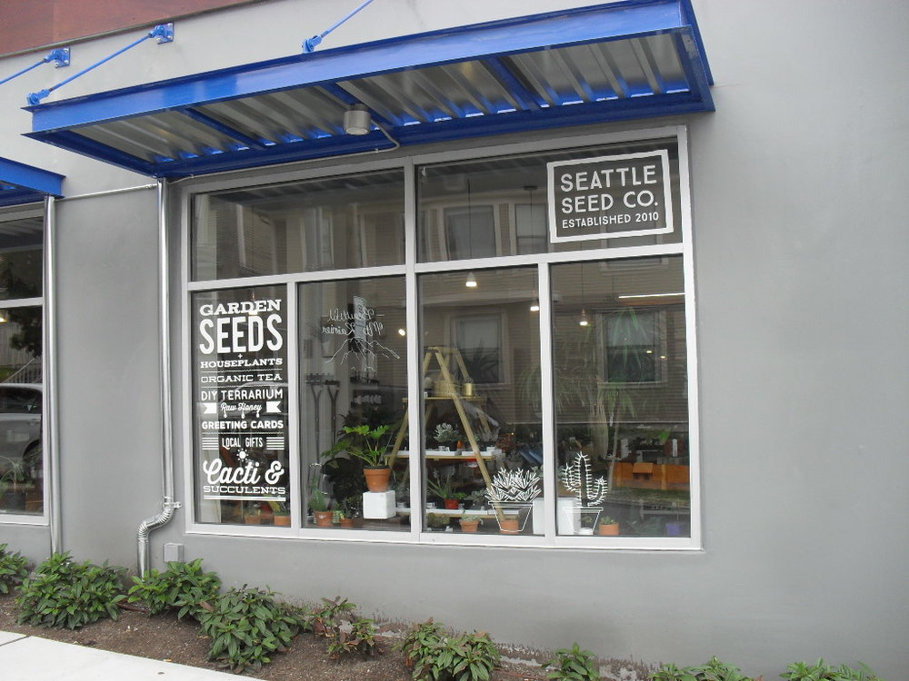 Capitol Hill Seattle Seed Company