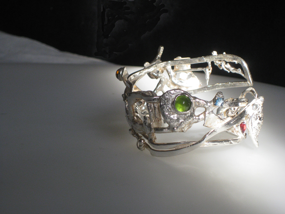 Bramble bracelet, $600.00