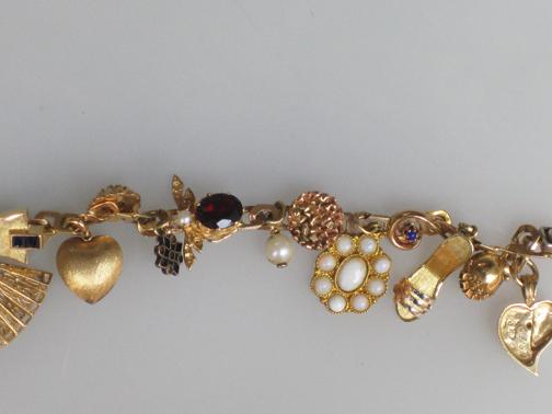 Recycled Treasures Bracelet $5500.00