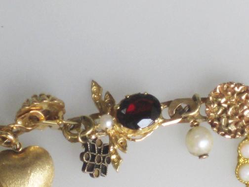 Recycled Treasures Bracelet detail $5500.00