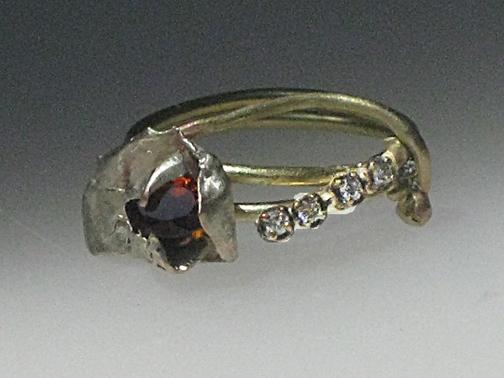 Blood Orange Ring  $ 2800.00