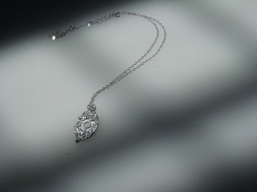Nk jewel artnecklaces pendants and barsimystery symbol pendant mozeypictures Choice Image