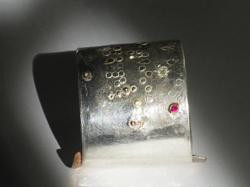 Braille Cuff  $400
