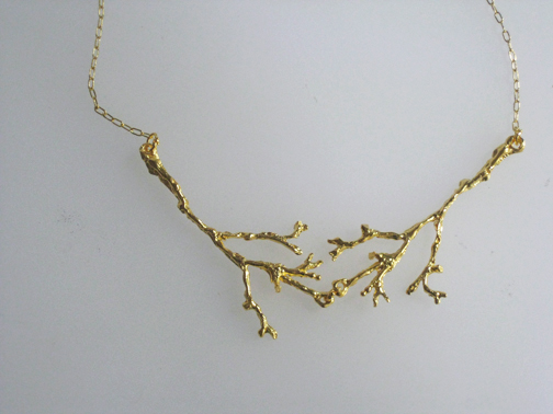 Detail Golden Twigs $400