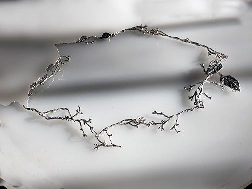 Shoulder Vine Necklace $875