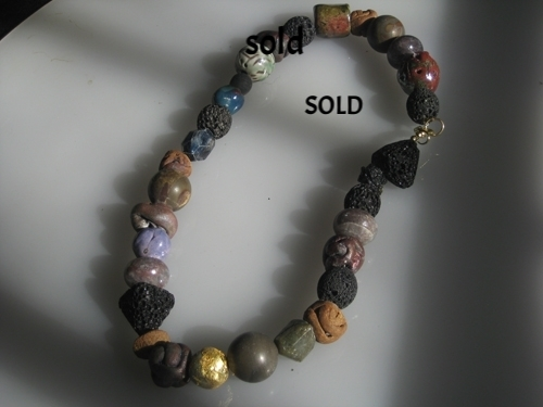 Beads of Earth $95.00