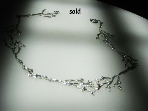 Branches Necklace $675