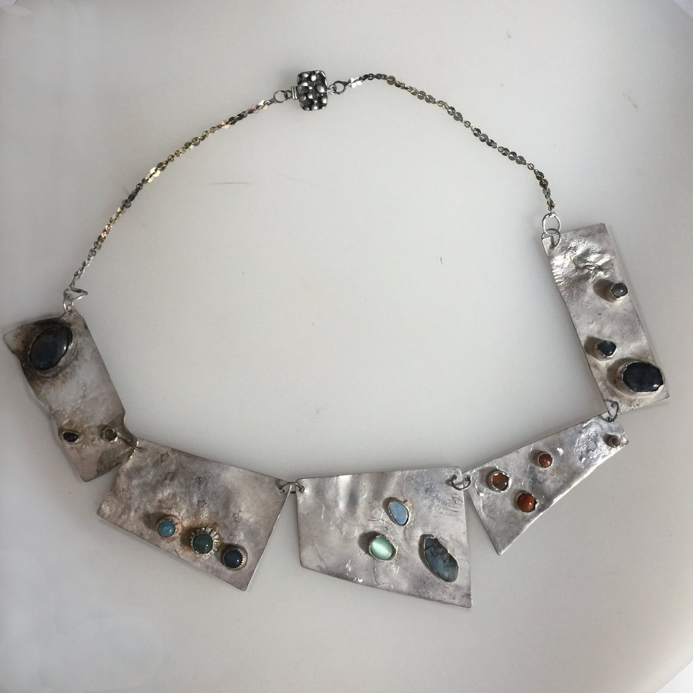 Panel Necklace- $400