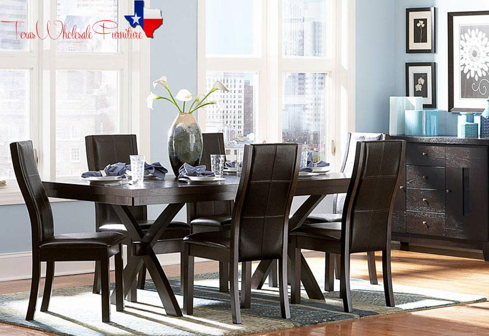 Modern Rustic Dining Room Sets Wholesale Dining Room Tables U2014 Texas  Wholesale Furniture Co. Part 39