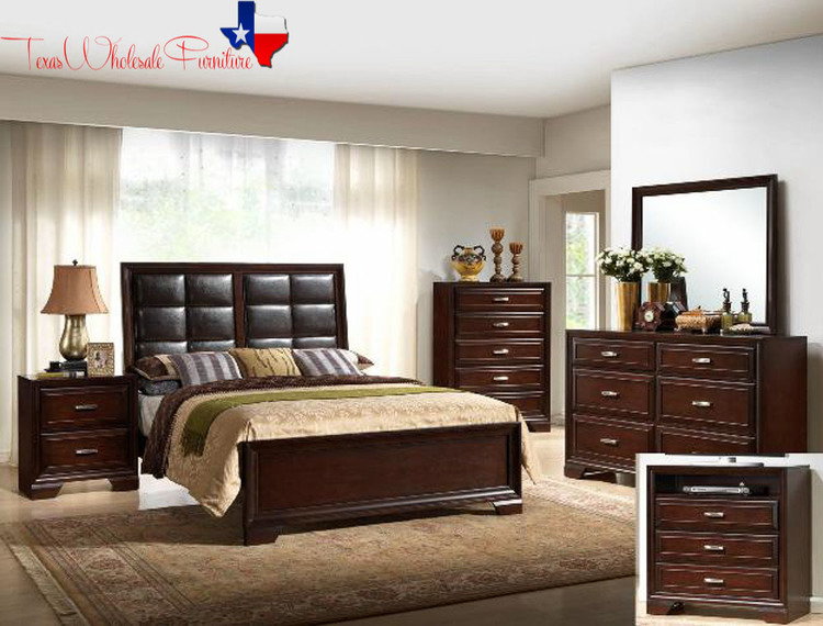 Jacob Bedroom Suite. BEDROOM   Texas Wholesale Furniture Co
