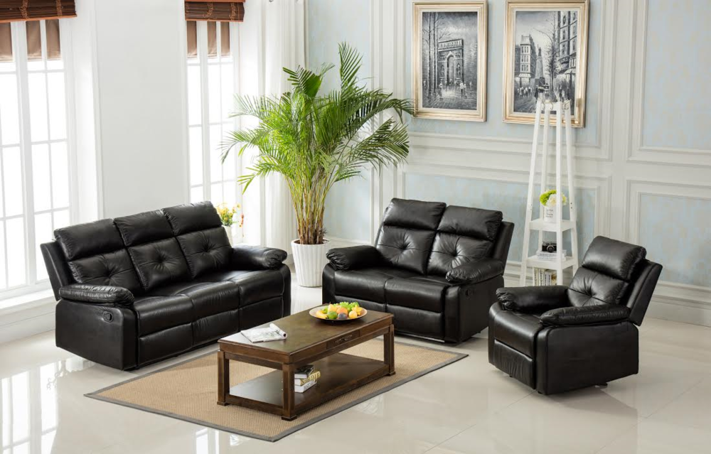 Lacie 3 PC Living Room Set
