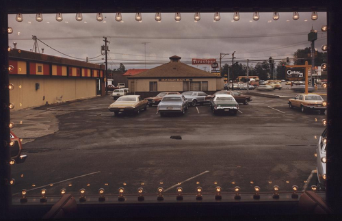 327 College Way, Mt. Vernon, Washington, 1979 John Pfahl