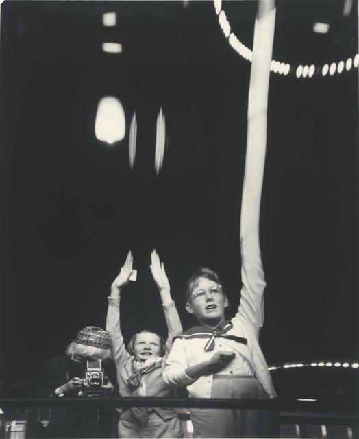 Imogen Cunningham 1955