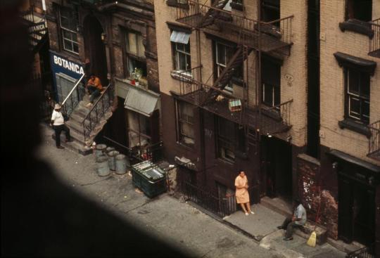 René Burri, New York City , 1975