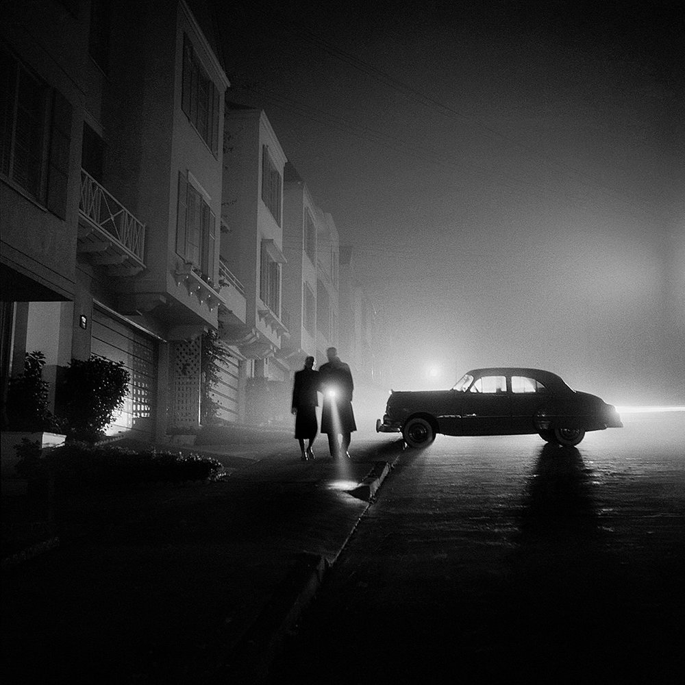 San Francisco, 1946 by Fred Lyon