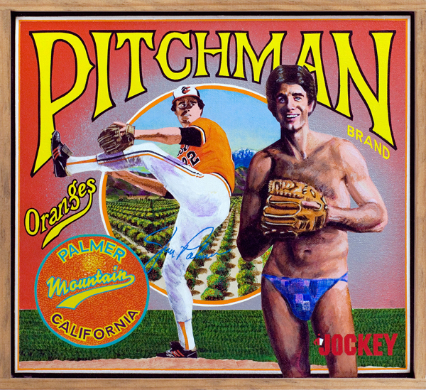 Pitchman Brand