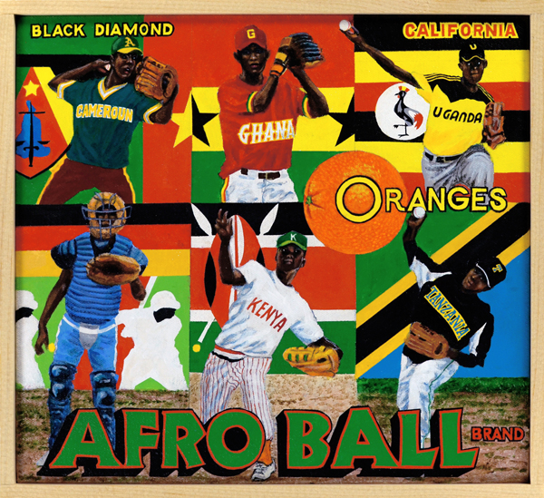 Afro Ball Brand