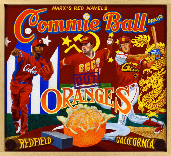 Commie Ball Brand