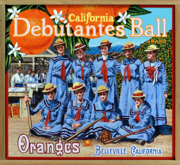 Debutantes Ball Brand
