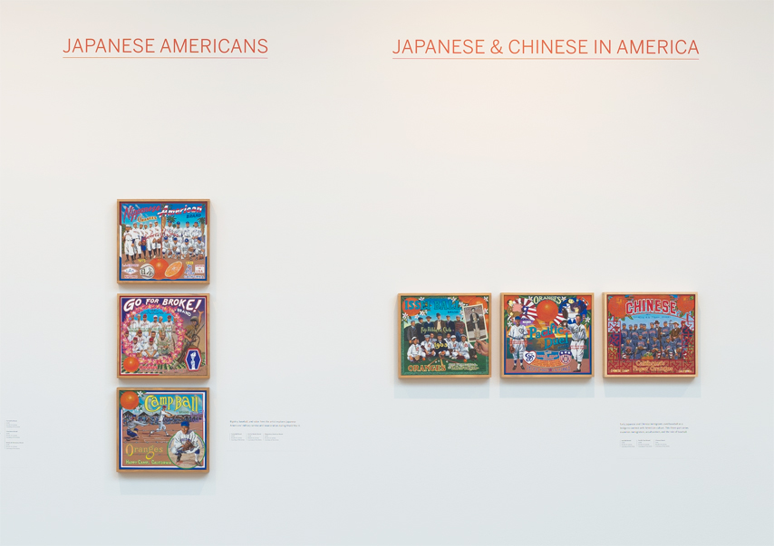 ∞ JAPANESE AMERICANS (view paintings)                 ∞ JAPANESE & CHINESE IN AMERICA (view paintings)