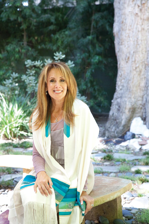 Cantor/Rabbi Judy Greenfeld