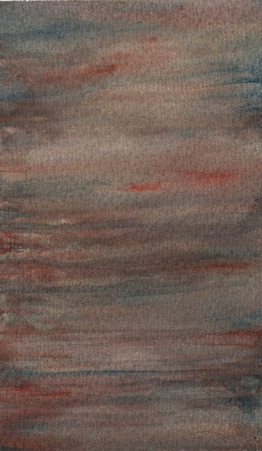 """Landscape Of Stone 05"" (4x6) Watercolor - $165"